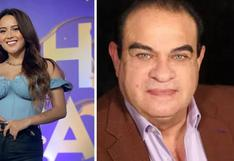 Tony Vega ya se encuentra en Lima para grabar un tema al lado de Amy Gutiérrez