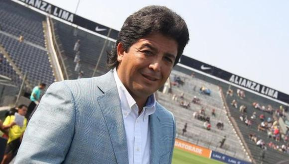 "Universitario | Chino Rivera se refirió a Enzo Gutiérrez, flamante jale de la ""U"". FOTO: GEC"
