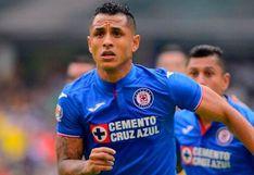 Yoshimar Yotún vuelve a la convocatoria oficial de Cruz Azul para el Clausura de la Liga MX