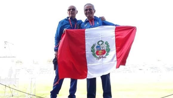 Universitario de Deportes | Expresidente crema ganó medalla de oro en torneo realizado en Chile | FOTO