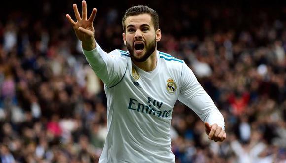 Nacho tiene contrato con el Real Madrid hasta el 2022. (Foto: AFP)