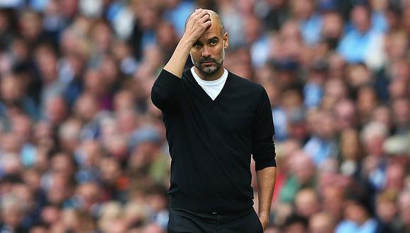 """Guardiola tras la derrota ante Liverpool: """"Es difícil, pero creemos"""""""