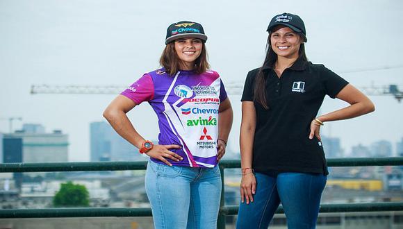 Gianna Velarde y Maje Esquivel estarán presente en las '6 Horas Peruanas'