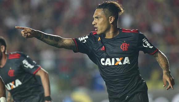 Flamengo: Paolo Guerrero regresa en clásico contra Vasco da Gama