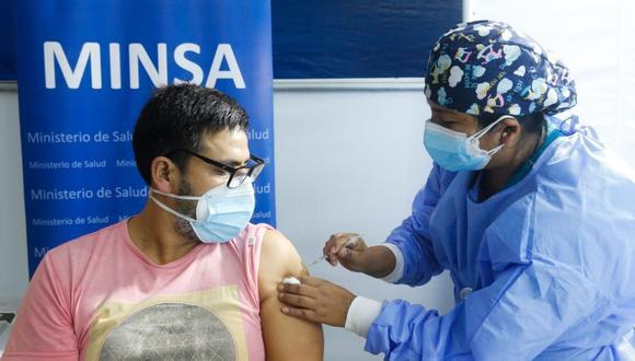 Se han dispuesto 22 centros de vacunación en Lima y Callao para las jornada de vacunatón. (Foto: Ministerio de Salud / Twitter)