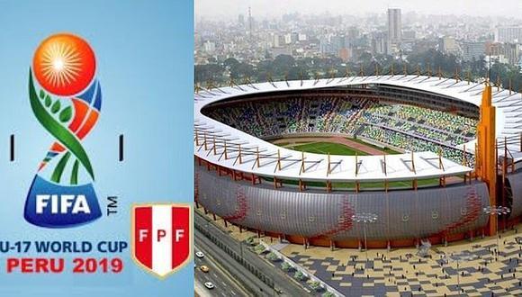 FPF confirma las cuatro sedes que FIFA aprobó para el Mundial Sub-17
