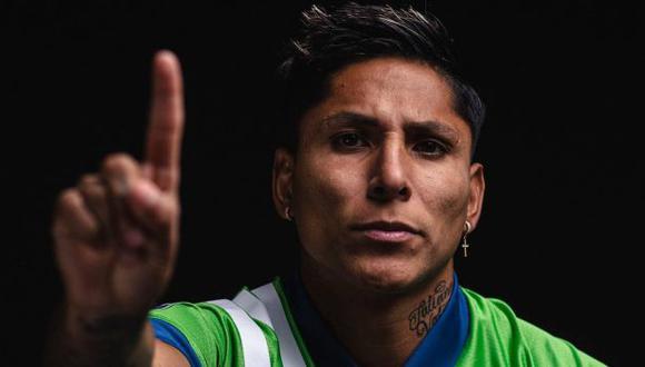Raúl Ruidíaz fue elegido el mejor jugador de la MLS según El País de Uruguay (Foto: Seattle Sounders)