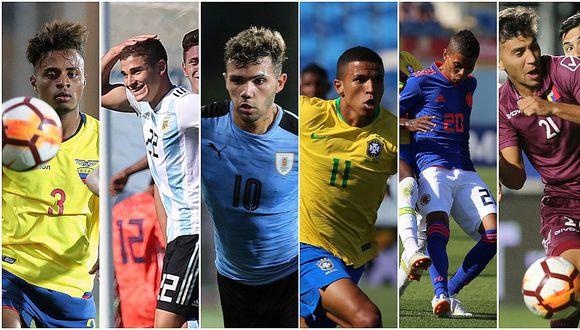 Sudamericano Sub 20 EN VIVO: Así marcha la tabla del hexagonal final