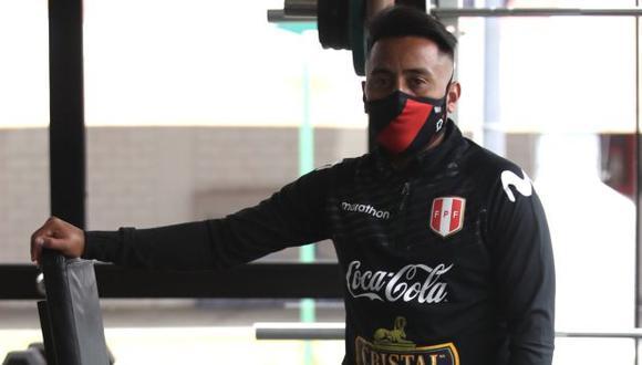 Christian Cueva jugó también por Rayo Vallecano y Krasnodar en Europa. (Foto: Selección peruana)