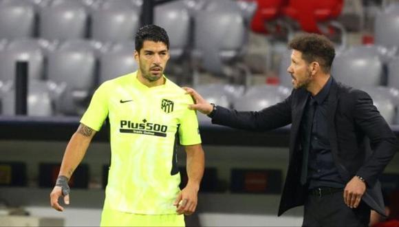 Diego Simeone explica derrota de Atlético Madrid ante Bayern Múnich.