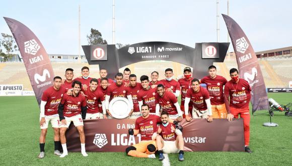 Universitario vs. Cusco FC en vivo y online por la señal de GOLPERU (Movistar Canal 14) en directo. FOTO: Liga 1