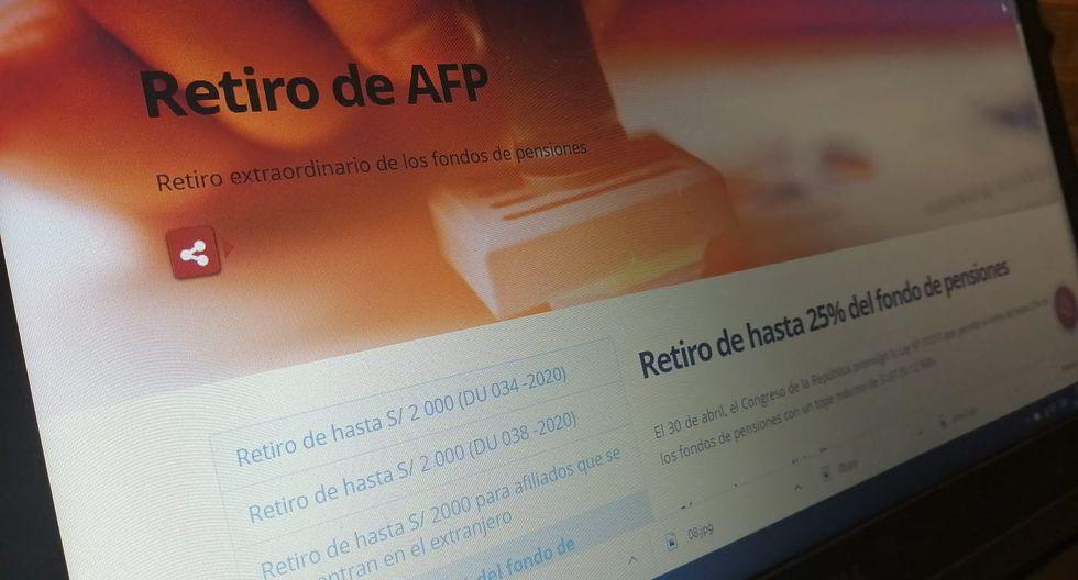 AFP Habitat - Retiro 25 por ciento