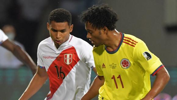 En la Copa América, Marcos López demostró que está para ser titular en cualquier partido. (Foto: AFP)