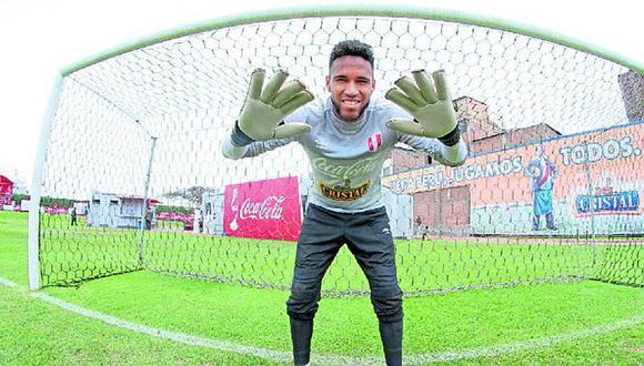 Selección Peruana: Gallese recibió este emotivo mensaje de hincha [FOTO]