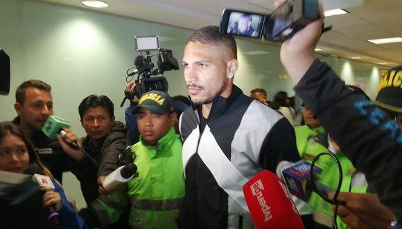 Selección peruana   Así fue la partida de Paolo Guerrero tras el empate ante Uruguay [VIDEO]