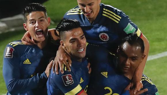 Radamel Falcao no fue considerado para la fecha doble de Eliminatorias, por una lesión. (Foto: AFP)