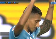 Universitario vs. Sporting Cristal: 'Canchita' Gonzáles puso 2-0 a los rimenses tras taco de Jhilmar Lora   VIDEO