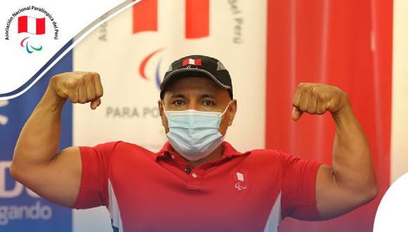 Niel García es el décimo peruanos clasificado para los Juegos Paralímpicos de Tokio. (Foto: Asociación Nacional Paralímpica del Perú)