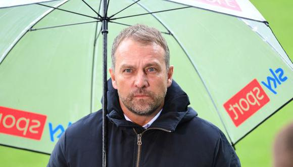 Hansi Flick asumió como entrenador de Bayern Múnich en noviembre del 2019. (Foto: AFP)