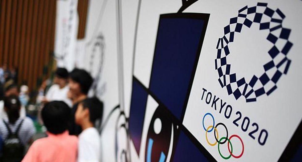 Tokio 2020 está programado desarrollarse entre el 24 de julio y el 9 de agosto. (Foto: AFP)