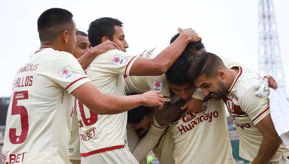 Universitario vs. Sport Huancayo se enfrentaron este domingo por la Liga 1