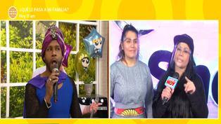 Cantante Yolanda Medina frena bromas de Edson 'Giselo' Dávila en vivo