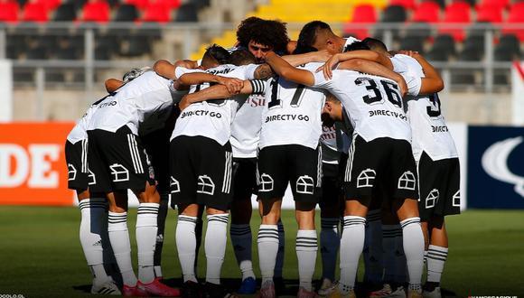 Colo Colo - Católica EN VIVO ONLINE por la Supercopa de Chile 2021. FOTO: Colo Colo