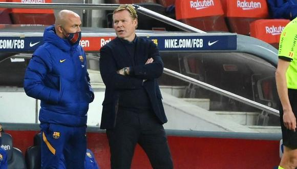 Ronald Koeman necesita fichajes para Barcelona. (Foto: AFP)