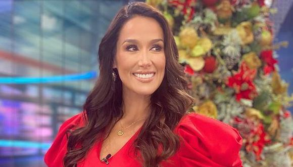 """Karina Borrero se unió al equipo de """"América Noticias: Edición Central"""". (Foto: @kariborrero)"""