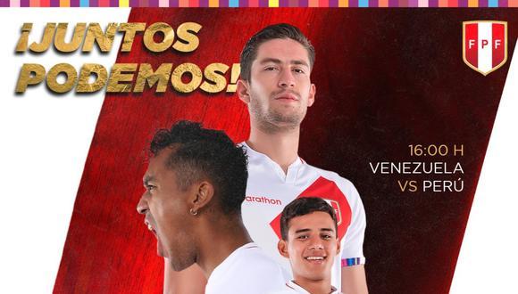 Perú vs. Venezuela EN VIVO medirán fuerzas este domingo 27 de junio por Copa América. Sigue los detalles del partido aquí.