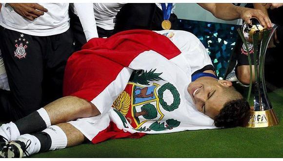 Justicia brasileña embarga copa del Mundial de Clubes que ganó Guerrero