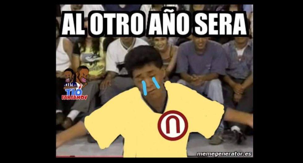 Los memes tras la victoria de Alianza Lima ante Sporting Cristal. (Foto: Facebook)