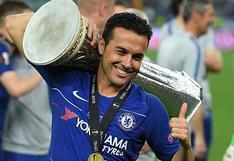 Chelsea campeón de Europa League: Pedro Rodríguez, el coleccionista de trofeos