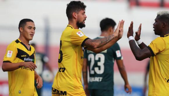 Cantolao venció a Universitario por la Liga 1 | Foto: @LigaFutProf