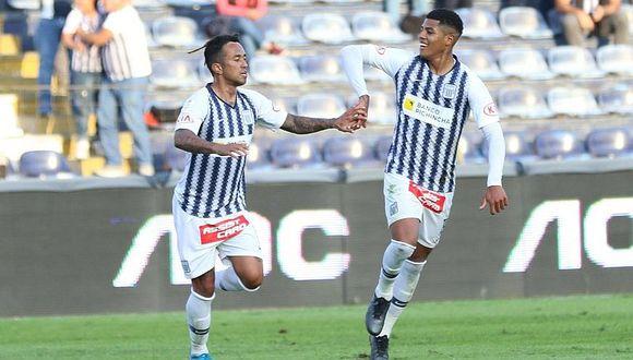 Alianza Lima vs. Ayacucho FC: Joazhiño Arroé le rompe el arco a Rosales para el 2-0 en Matute | VIDEO