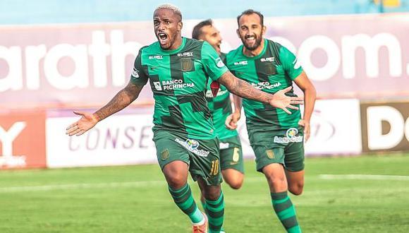 Jefferson Farfán anotó gol y le dio la victoria a Alianza Lima ante Deportivo Municipal. (Foto: Alianza Lima)