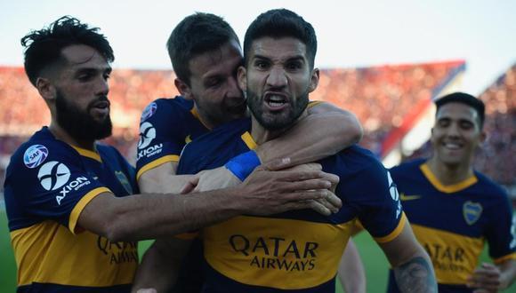 """Boca Juniors y Defensa y Justicia se enfrentan este sábado en """"La Bombonera"""" por la octava fecha del grupo B de la Copa de la Liga Profesional. (Facebook: @BocaJuniors)"""