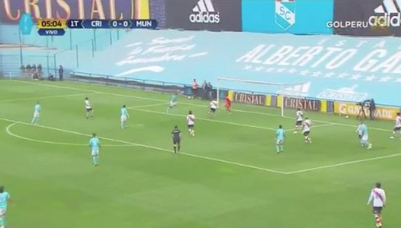 Marcos López marcó gol tras preciso pase de Emanuel Herrera [VIDEO]