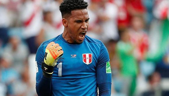 """Pedro Gallese: """"Estoy preparado para jugar en el equipo que me quiera"""""""