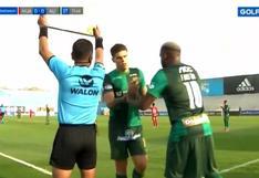 Alianza Lima vs. Sport Huancayo: así fue el ingreso de la 'Foquita' Farfán por Aguirre   VIDEO
