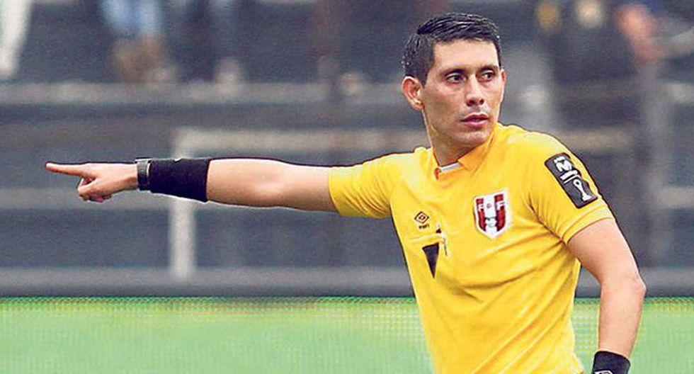Alianza Lima: CONAR evalúa 'congelar' al árbitro Luis Garay