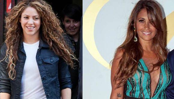 Antonela Roccuzzo reveló las operaciones de Shakira, según medio español   FOTO