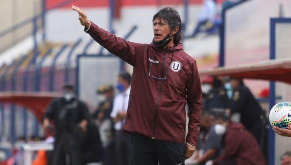 Universitario acumula un empate una derrota en la Liga 1 2021 bajo las órdenes de Comizzo. (Foto: Liga 1)