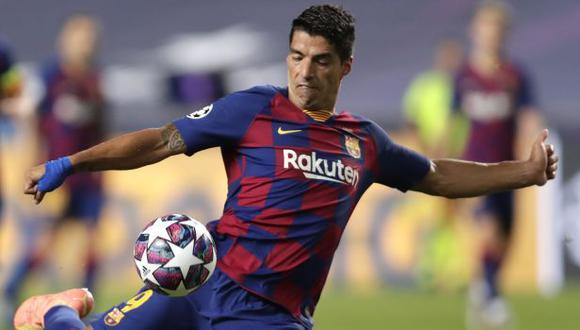 Luis Suárez es jugador del Barcelona desde la temporada 2014-15. (Foto: AFP)