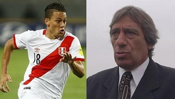 Selección peruana: Germán Leguía compara a Benavente con Cubillas en el '82