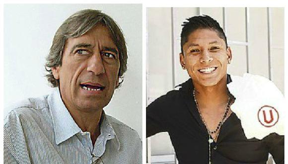 Universitario de Deportes: Germán Leguía asegura que harán de todo por Ruidíaz