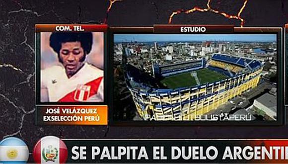 "Tarantini llama ""cobarde"" a Velásquez por declaraciones del 6-0 en 1978"