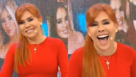 La conductora de televisión se refirió a las críticas que recibió luego de llamar 'feo' a Gianluca Lapadula en su programa de TV.