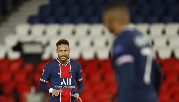 Neymar buscará la victoria con PSG ante Manchester City a como de lugar. El astro brasileño declaró para el canal oficial del club parisino. (Foto: AFP)