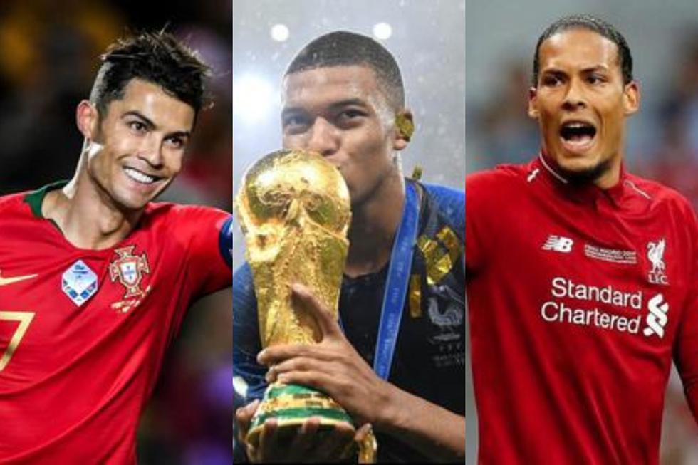 Lo mejor de lo mejor: el mejor XI de jugadores europeos con Cristiano Ronaldo a la cabeza [FOTOS]